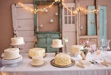 Wedding Cakes / by Lela Griffin