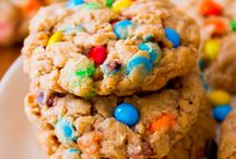Cookie Monster / by Amy Auker