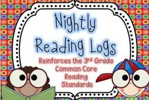 Common core rdg logs / by Amy Heimkreiter