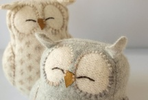 Owl Love / by Kelly Martin