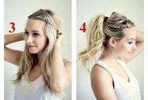 hair / by Cassandra Bennett