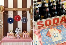 Fun & Games: Party Planning / #entertaining, #partyplanning, #partydecor, #partyfood / by Noelle Meaway