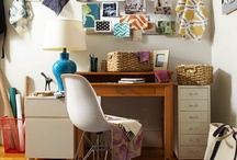 workspace / by Holly Mathis Interiors