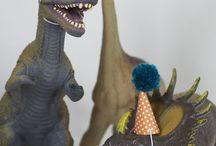 Daniel's 5th Dino Party / by Jamie McKinney