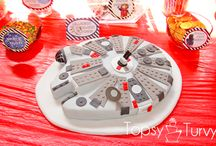star wars party / by Laura McClain