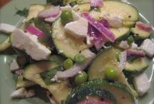 SALADS / Recipes from The Blog that Ate Manhattan. http://www.tbtam.com / by Margaret Polaneczky