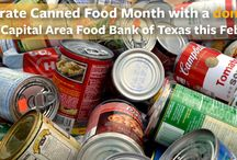 Recipes with Canned Food / by Capital Area Food Bank of Texas