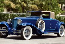 classic cars / by Vanessa Giannamore