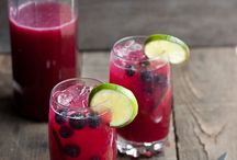 Drinks (Recipes) / by Sheila Mitchell-Favrin