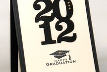 Cards--Graduation / by Gail Kunkle