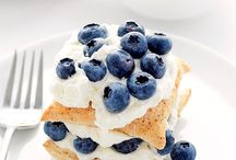 Dessert, with Fruit / by Diane Willis