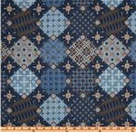 Quilt Fabric Ideas- bold patterns / by Katie Baker