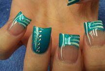 Nails. / by Kristen Nicole Eynon