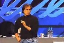 Steve Jobs video / Videos of Steve Jobs and his unique perspective on life. / by Silktide