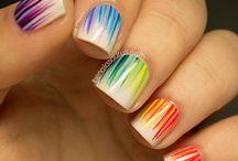 Cool Nails! / nails..nails..nails.. / by Debby Kaup-Long