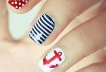 Nails / by Diana Lightfritz