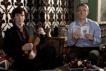 Sherlock / by The Merry Spinster