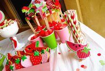 kp Strawberry Shortcake / by Cheryl Hallett
