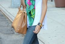 Trends and street style / by M-street-style