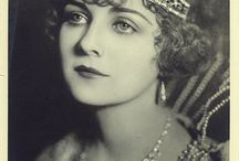 SILENT SCREEN STARS / by moll