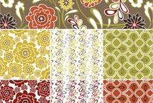 Fabrics / by Daisy O'Moore Designs