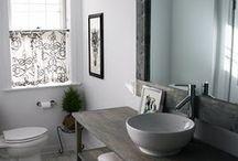 Bathroom  / by Sally Grasse