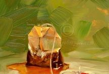 Tea Moments / Tea + Good Friends = Joyful Heart! / by Rose Vining