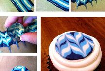 Baking / Cake/ cupcake decorating / by Haley Belle