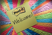 Post-it® Events / by Post-it® Brand