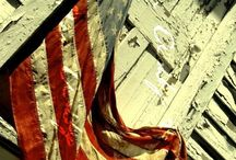 Prim American / One Nation Under God ......... / by Heidi Adams Ramsey
