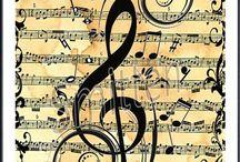 "MuSiC  / ""Music expresses that which cannot be put into words and that which cannot remain silent""  ""La música expresa lo que no se puede decir con palabras y lo que no puede permanecer en silencio"" ― Victor Hugo  / by Bibiana Santiso"