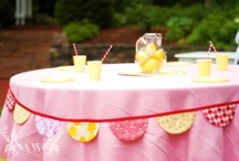 Pink lemonade party / by Roberta Aspinall
