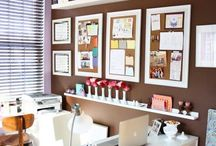 Office / by Sherry-Jane Thompson
