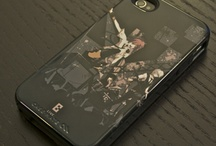 Anime iPhone Cases / by Boomslank