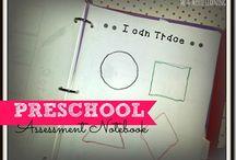 Preschool  / by Rachel Ratchford