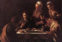 Caravaggio / Painter / by Saint Paladin1