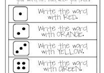 Spelling / by Teresa Sanford