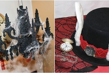 Party Theme: Holiday Halloween / by Pam Munshower