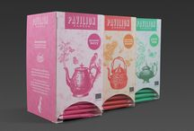 Tea Packaging / by Celestia Caredio