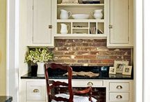 Interiors: Nooks / by Jeanette Morrow