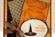 Halloween cards / by Jen Brown