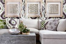 I need SMALL REDO DECOR / by Fashion Blawger