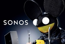 Sonos with Artists / by Sonos