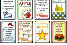 Lunch Box Notes / by Jessie Keckeisen