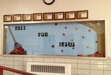 Church Bulletin Boards / by Kristina Hunt
