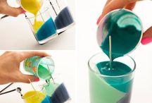 Craft board / Fun ways to get creative / by Natalia Escamilla