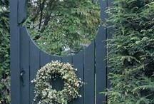 Doors, Windows and Gates / by Deb Venman