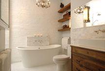 Bathroom / by Krystle / CraftyHabit