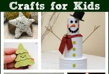 christmas crafts / by Melissa Clint Stahl