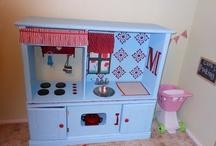 School Kitchens / by Lora Glover
